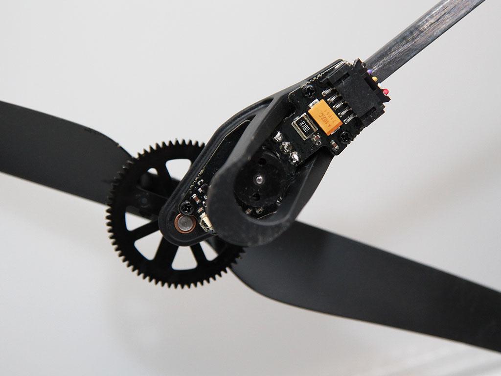 Carbon Fiber Rods >> Parrot AR.Drone Review | TechPowerUp