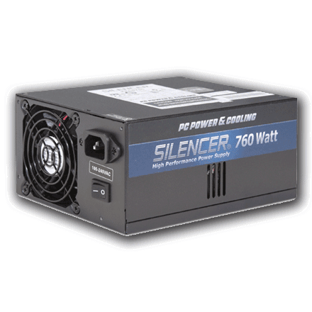 PC Power & Cooling Silencer 760 W