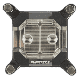 Phanteks Glacier C350i CPU Water Block Review