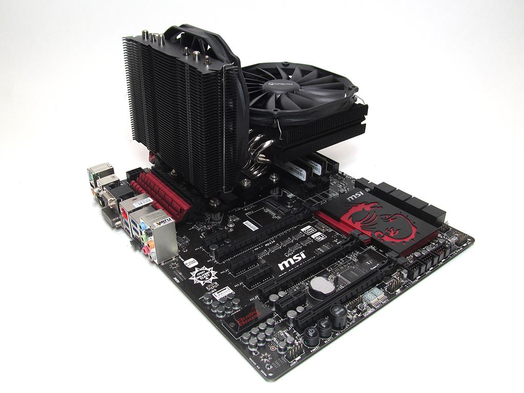 Prolimatech Black Series Genesis Review Techpowerup
