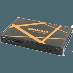 QNAP TBS-453A 4-Bay M.2 SSD NASbook Review