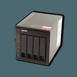 QNAP TS-451+ & QTS 4.2