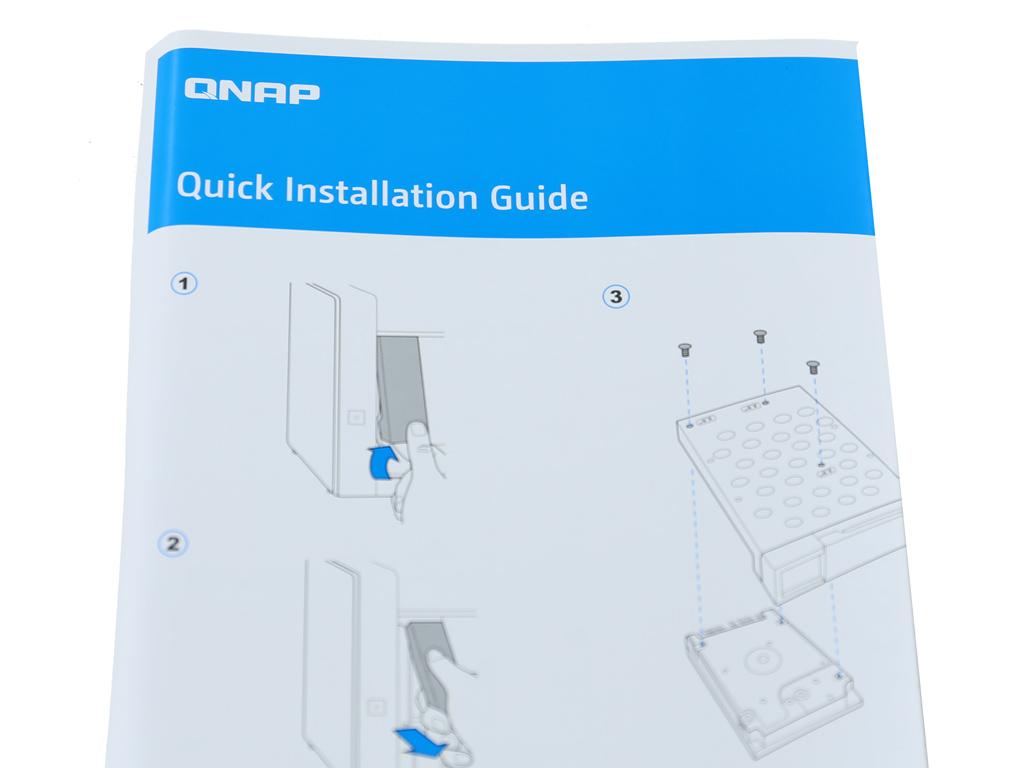 qnap ts 453a user manual