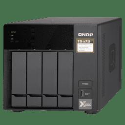 QNAP TS-473 4-Bay NAS Review