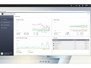 QNAP TS-453B 4-Bay NAS Review | TechPowerUp