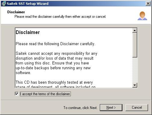 Saitek Pro Gamer Command Unit (HID) - windows driver FOUND