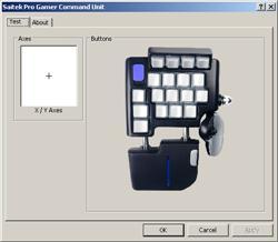 Driver Saitek Pro Gamer Command Unit 3.00 (64-bit)