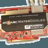 Sapphire HD3870 X2 Atomic Watercooled