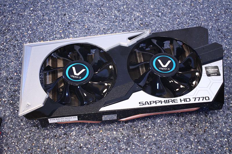 Обзор и тест Sapphire Radeon HD 7770 Vapor-X OC Edition