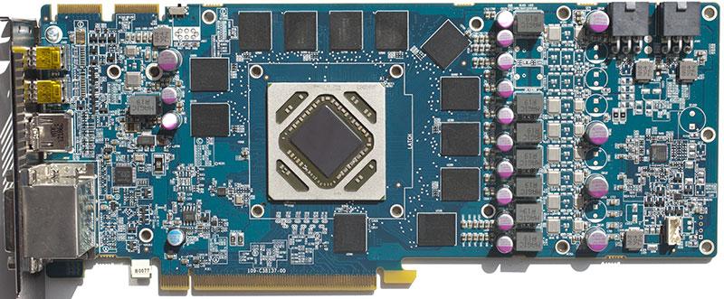 Обзор и тест Sapphire Radeon HD 7950 Flex