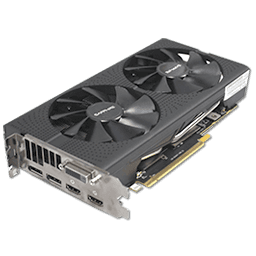 Sapphire Radeon RX 570 Pulse 4 GB