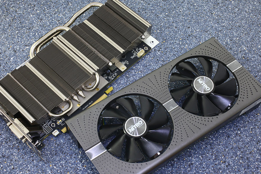 Sapphire Radeon Rx 580 Nitro Limited Edition 8 Gb Review