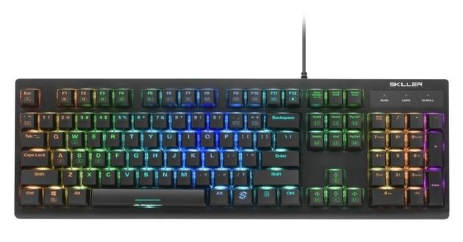 Sharkoon SKILLER SGK30 Keyboard Review