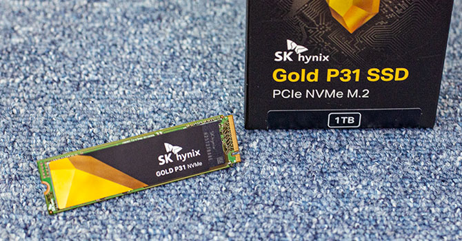 SK Hynix Gold P31 1 TB Review – Amazing Performance