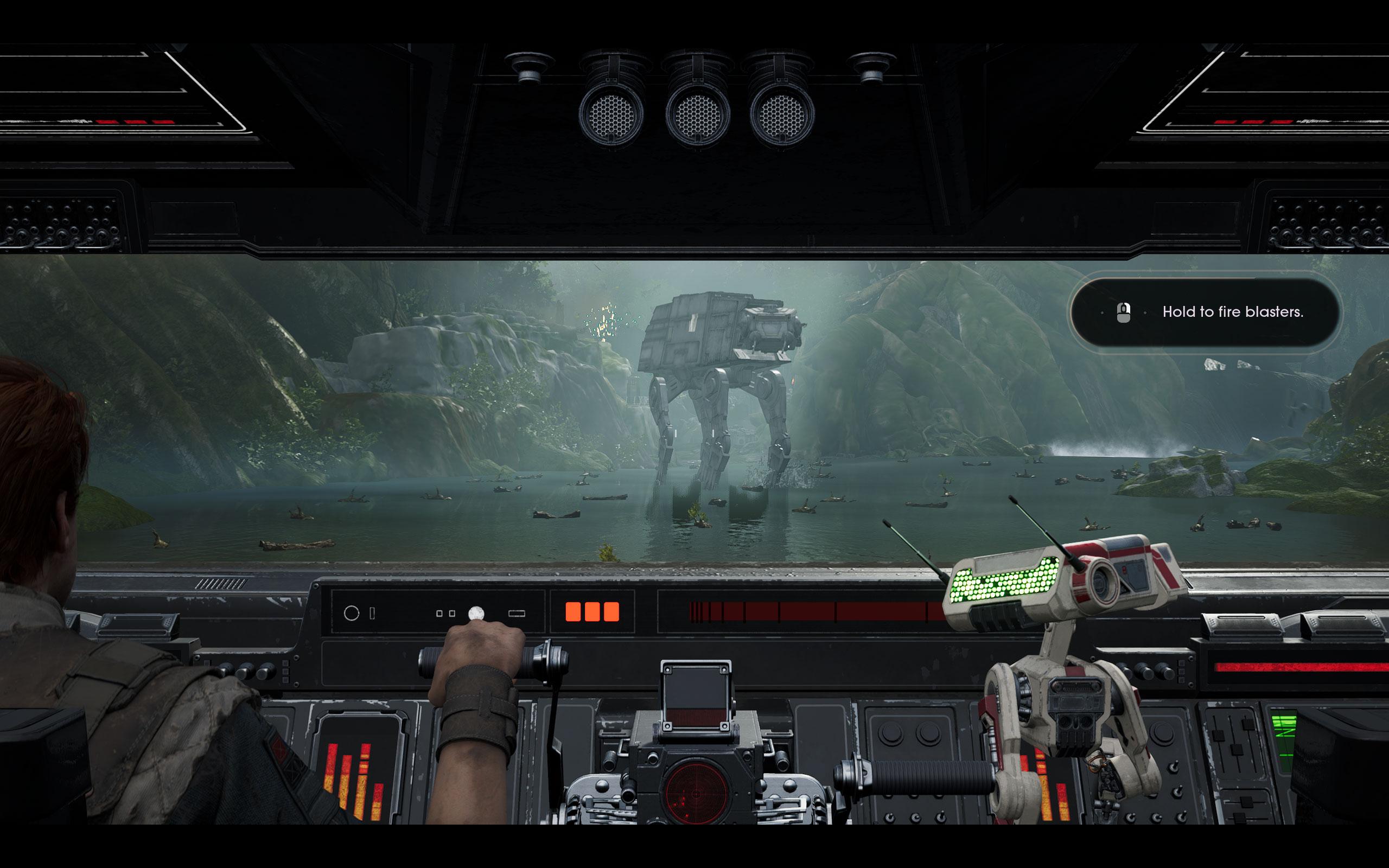 Así rinde Star Wars Jedi: Fallen Order en las principales tarjetas gráficas del mercado