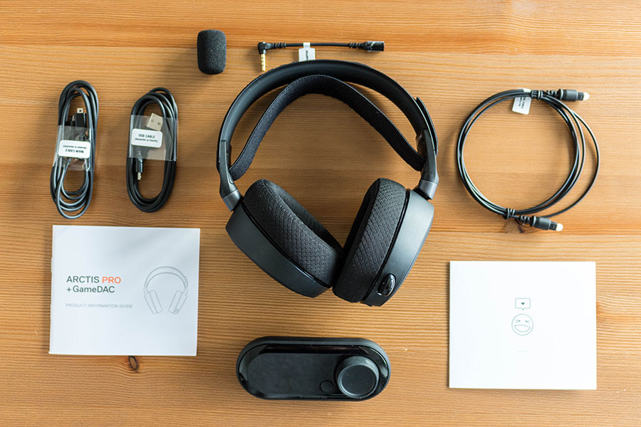 SteelSeries Arctis Pro + GameDAC | TechPowerUp Forums