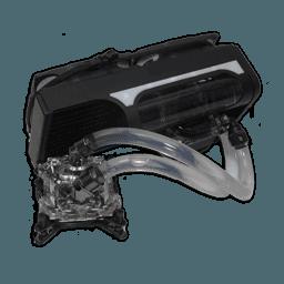 Swiftech H220 X2 Prestige