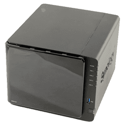 Synology DS416 4-bay NAS Review
