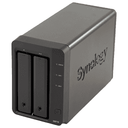 Synology DS715 2-bay NAS