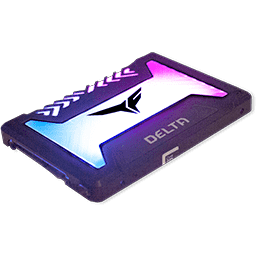 Team Group Delta RGB SSD 250 GB Review
