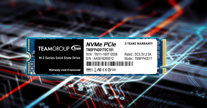 Team Group MP34 M 2 NVMe SSD 512 GB Review | TechPowerUp