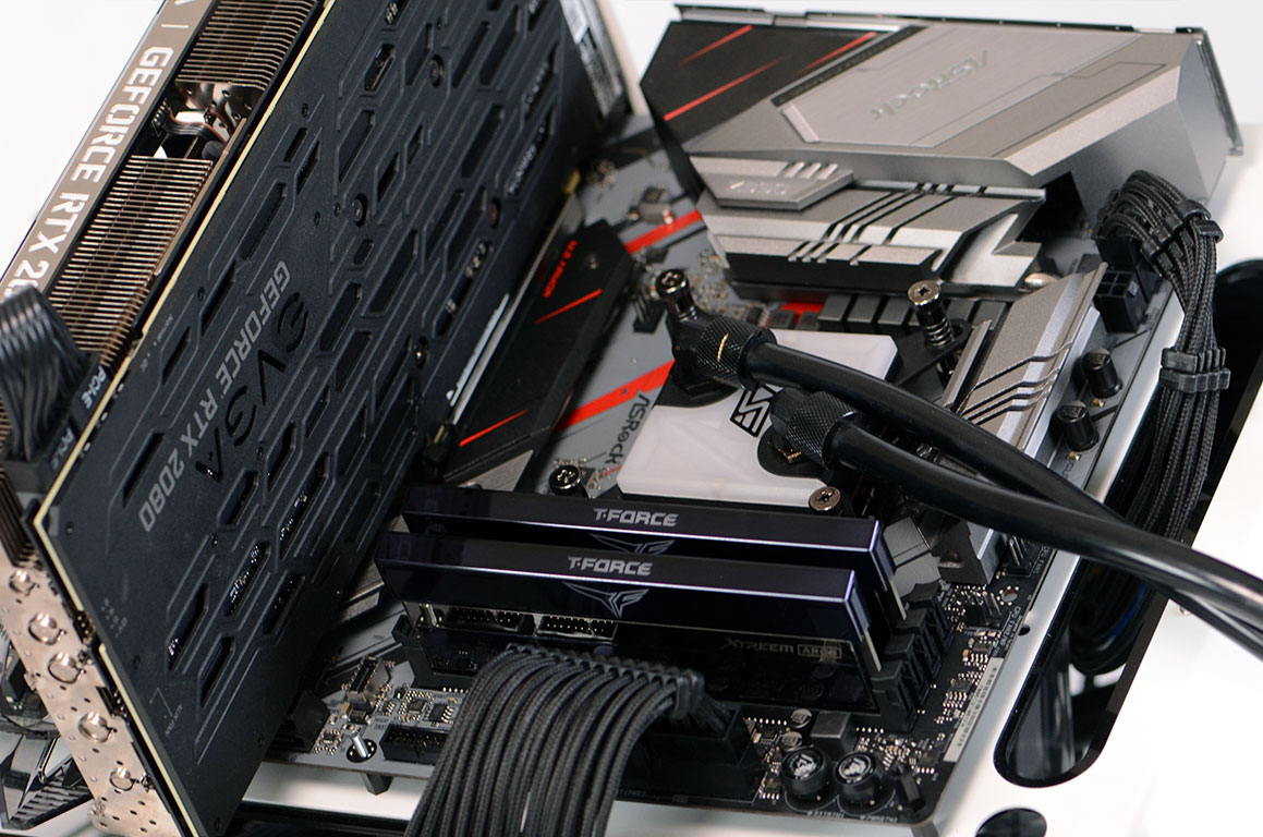thaiphoon_TeamGroup T-Force Xtreem ARGB DDR4-3600 MHz CL14 2x8 GB Review | TechPowerUp