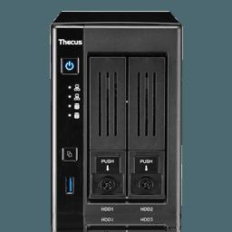Thecus N2810 Pro 2-Bay NAS