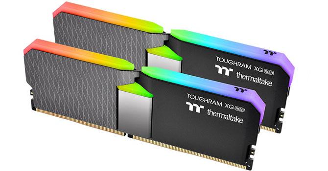 Thermaltake TOUGHRAM XG RGB DDR-3600 MHz CL18 2×8 GB Review