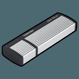 Toshiba TransMemory-EX II 128 GB USB 3.0 Review