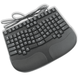 The Truly Ergonomic Mechanical Keyboard