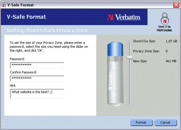 Verbatim Store N Go Pro 2 Gb Usb Drive Review Techpowerup