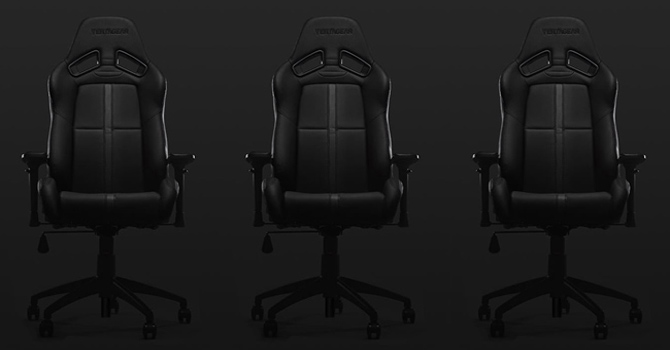 Vertagear Sl5000 Gaming Chair Review Techpowerup