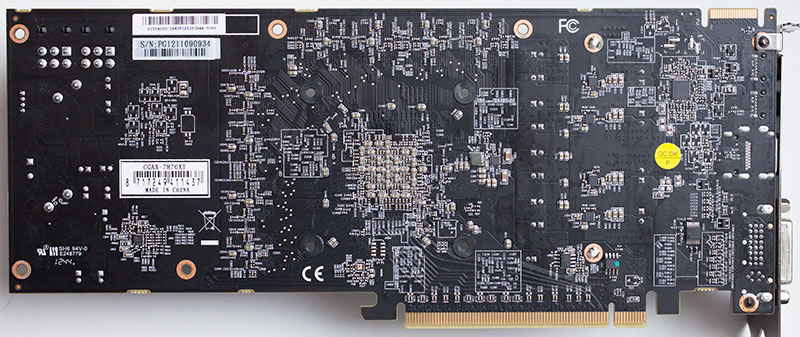 Обзор и тест VTX3D Radeon HD 7870 Black (Tahiti LE)