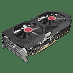 XFX Radeon RX 590 Fatboy 8 GB