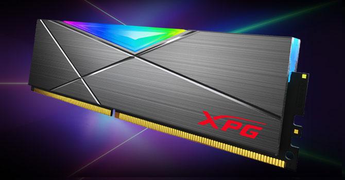 XPG SPECTRIX D50 DDR4-3600 MHz CL18 2×16 GB Review
