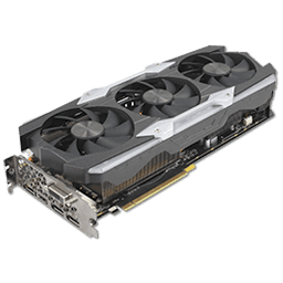 Zotac GeForce GTX 1080 Ti AMP! Extreme 11 GB