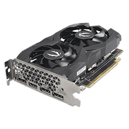 Zotac GeForce GTX 1660 Twin Fan 6 GB Review